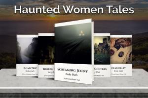haunted women 5 book set - small version